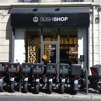 sushi shop 17 photos 30 avis japonais 335 rue paradis p rier marseille restaurant. Black Bedroom Furniture Sets. Home Design Ideas