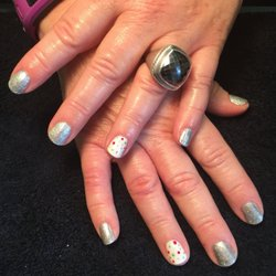 Photo Of Inspired Nails By Traci La Vernia Tx United States Gel