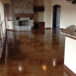 Photo Of Hastings Stained Concrete Floors Dallas Tx United States