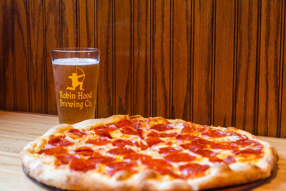 Robin Hood Brewing: 1796 Zion Rd, Bellefonte, PA