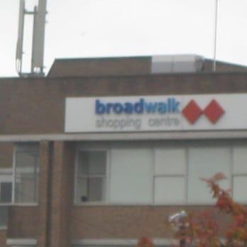 Broadwalk Shopping Centre Car Park Bristol