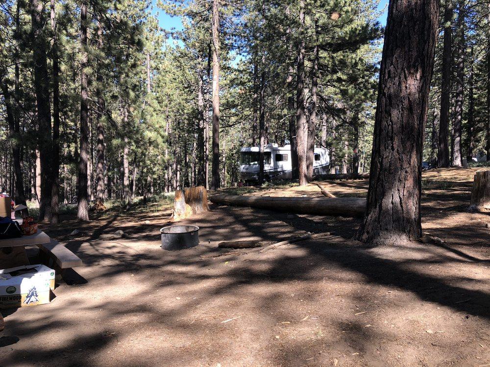 McGill Campground: Cuddy Valley Rd, Frazier Park, CA