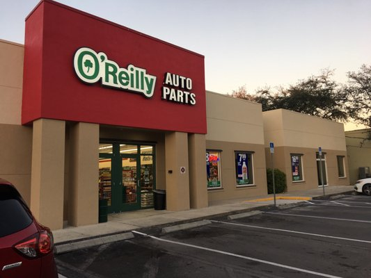 O'Reilly Auto Parts 1951 Pine Ridge Rd Ste 103 Naples, FL