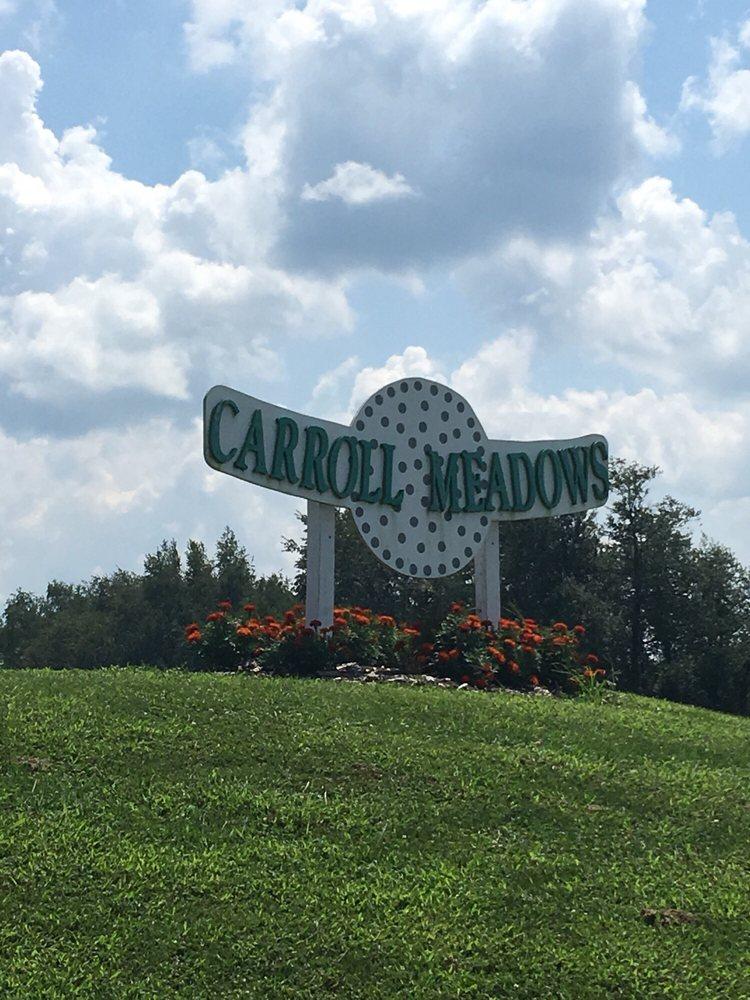 Carroll Meadows Golf Course: 1130 Meadowbrook Ln NE, Carrollton, OH