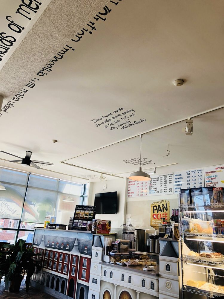 Pan Y Cafe: 173 Washington Ave, Chelsea, MA