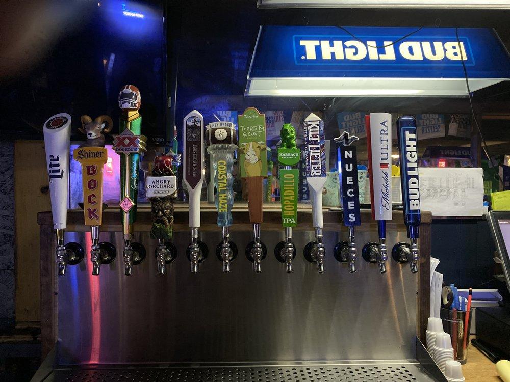 Thirsty's Tavern: 2709 W Main St, Ingleside, TX