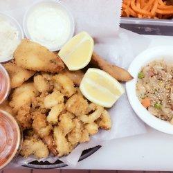 Cajun Boiled Seafood Ct
