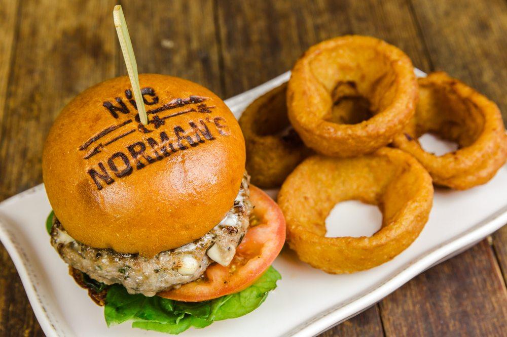 Nic & Norman's: 20 Main St, Senoia, GA