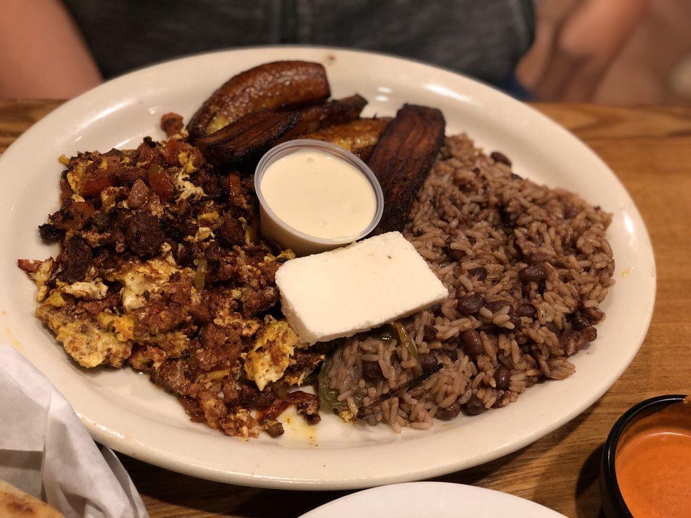 Restaurante El Salvadoreño