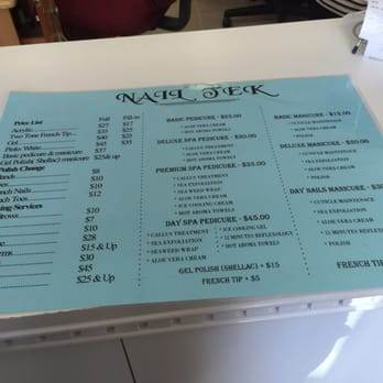 Photo Of Nail Tek Apex Nc United States Prices Services