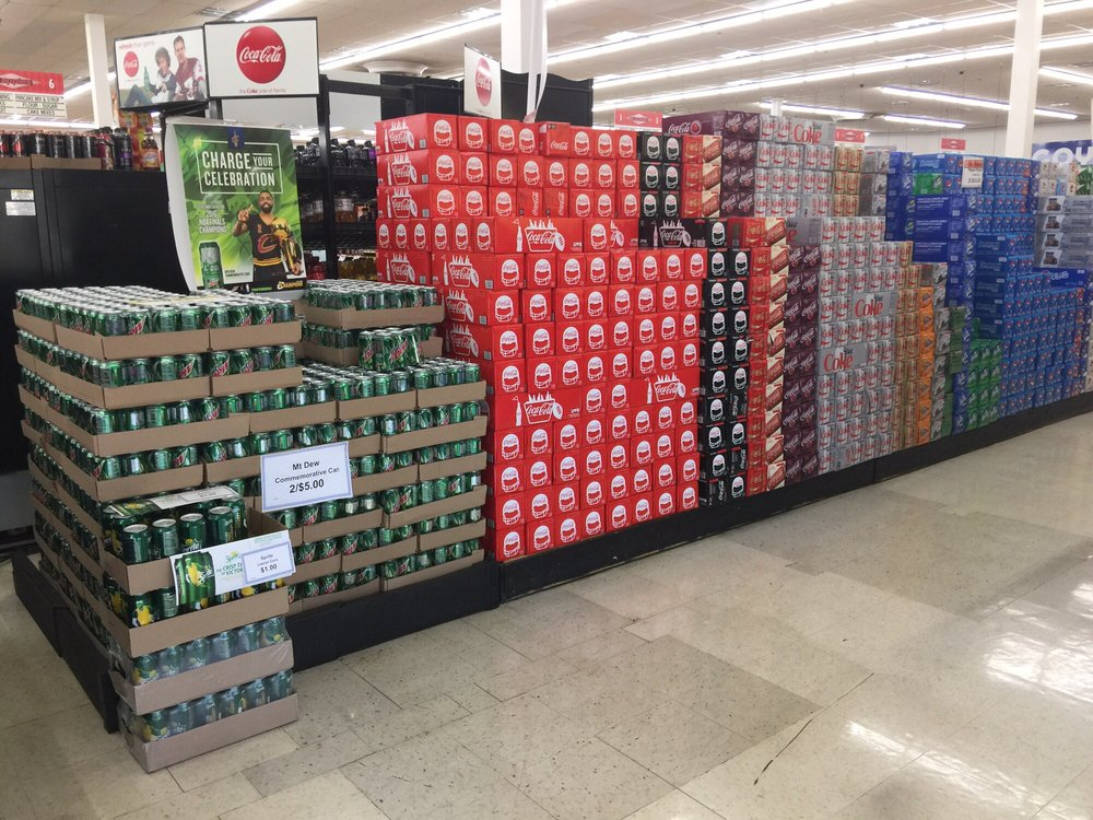 Apples Grocery Store - 400 Sheffield Ctr, Lorain, OH