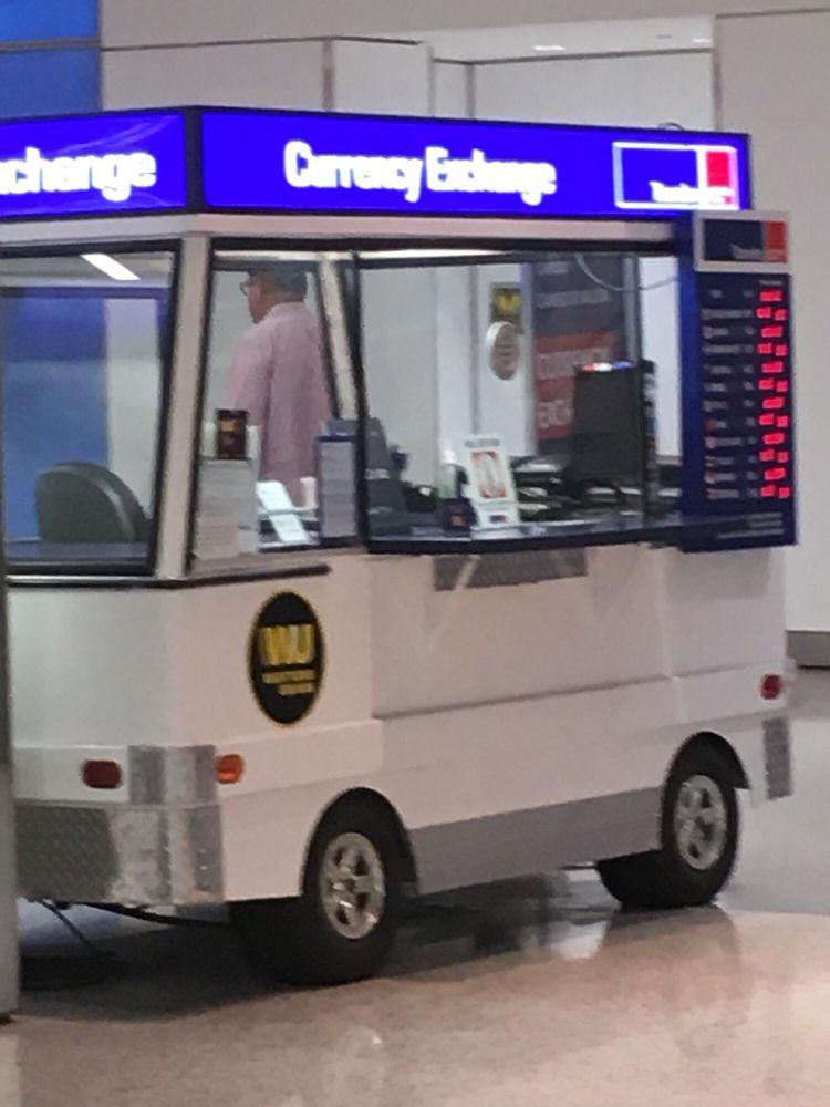 currency exchange kiosk yelp