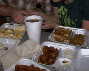 K's Buffalo Wings: 785 Main St, Warrenton, GA