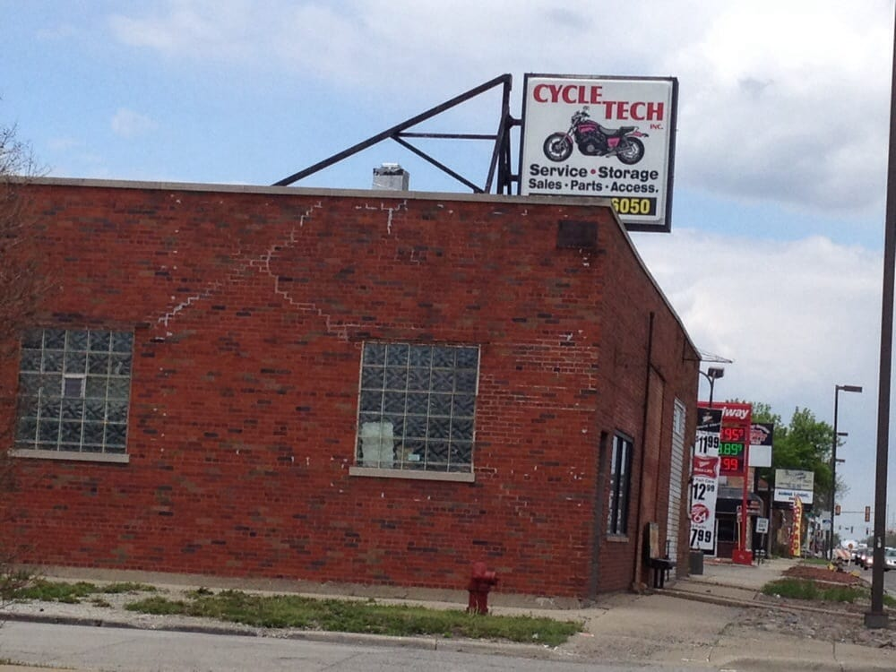 Cycle Tech: 5824 S Harlem Ave, Summit Argo, IL