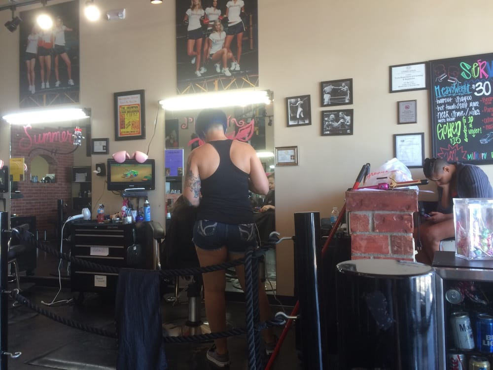 Knockouts Haircuts For Men 14 Reviews Barbers 201 E Central