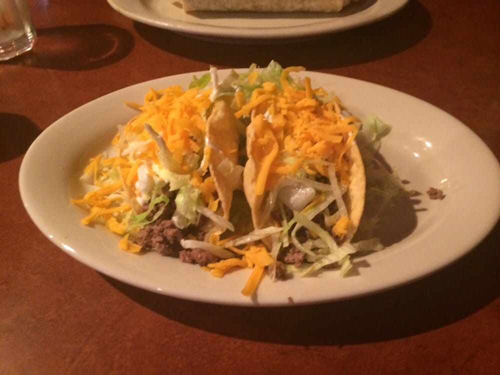 how to make hard tacos with ground beef