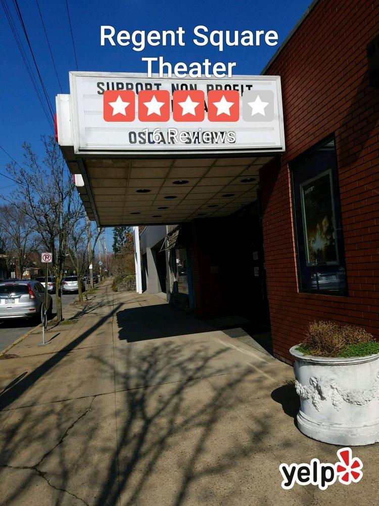 Regent Square Theater: 1035 S Braddock Ave, Edgewood, PA