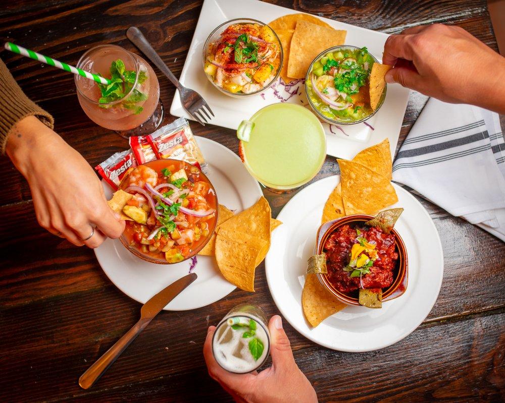 La Viga Seafood & Cocina Mexicana: 1772 Broadway St, Redwood City, CA