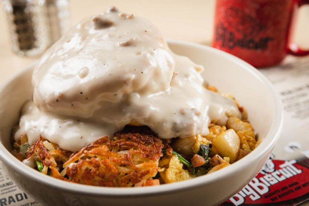 The Big Biscuit: 6332 NW Barry Rd, Kansas City, MO