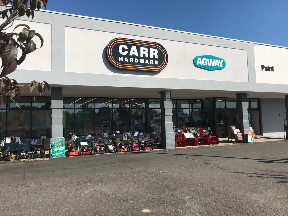 Carr Hardware: 481 Enfield St, Enfield, CT