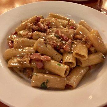 Photo Of Gilda S Italian Restaurant Portland Or United States Rigatoni Alla Gorgonzola