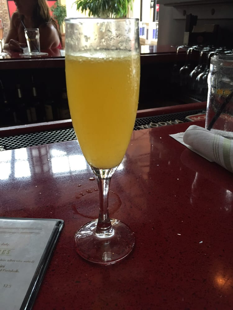 12 bottomless mimosas for brunch yelp - City cellar wine bar grill ...