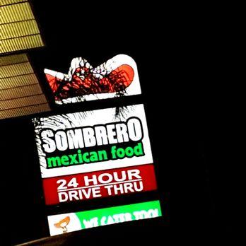 Sombrero S Mexican Food El Cajon
