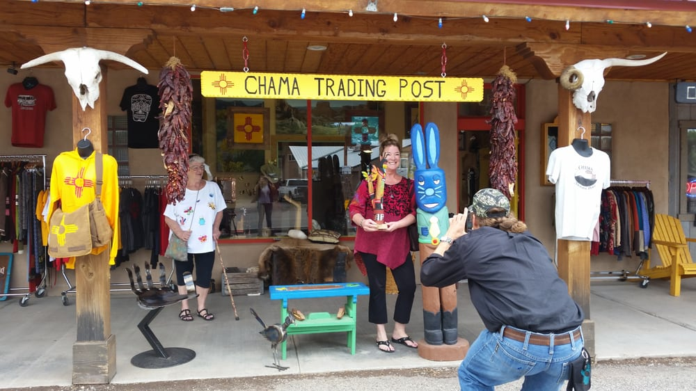Chama Trading Post and Local Gallery: 612 Terrace Ave, Chama, NM