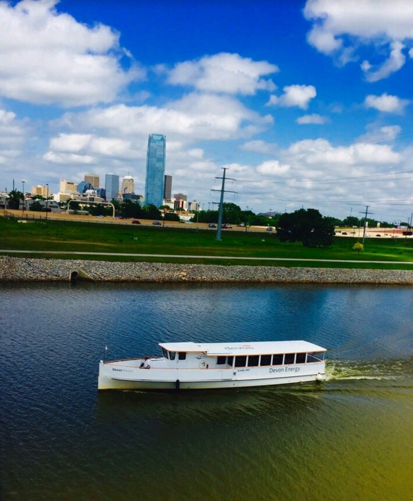 Oklahoma River Cruises