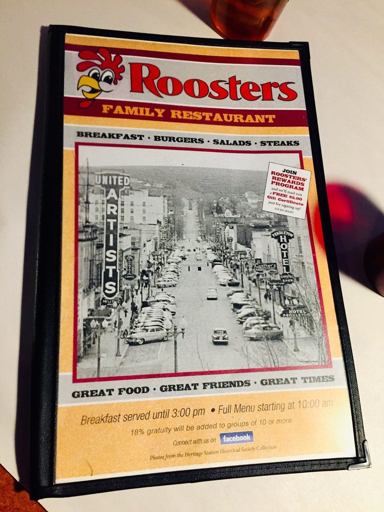 Roosters Country Kitchen - (New) 93 Photos & 131 Reviews