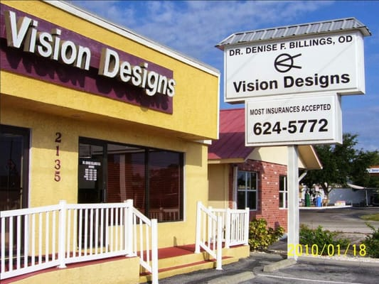 Vision Designs Optometrists 2135 Tamiami Trl Port Charlotte Fl