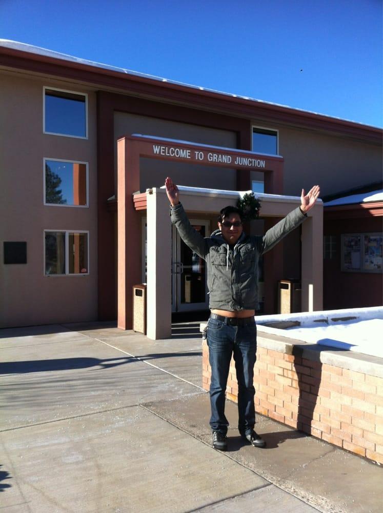Grand Junction Visitor Center: 740 Horizon Dr, Grand Junction, CO