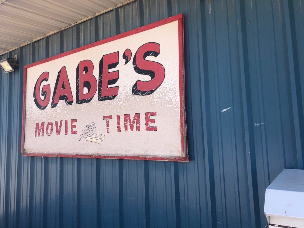 Gabe's Movie Time: 104 State Highway 371, Thoreau, NM