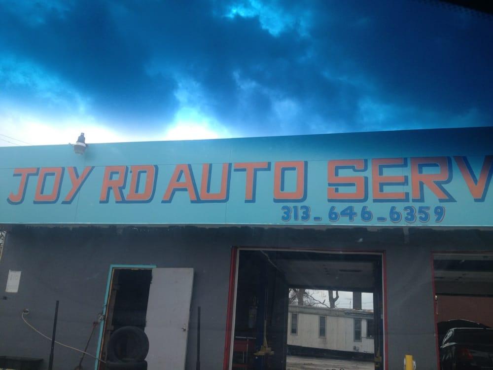Joy Road Auto Service