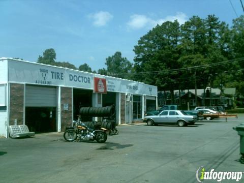 Tire Doctor: 20419 N Main St, Cornelius, NC