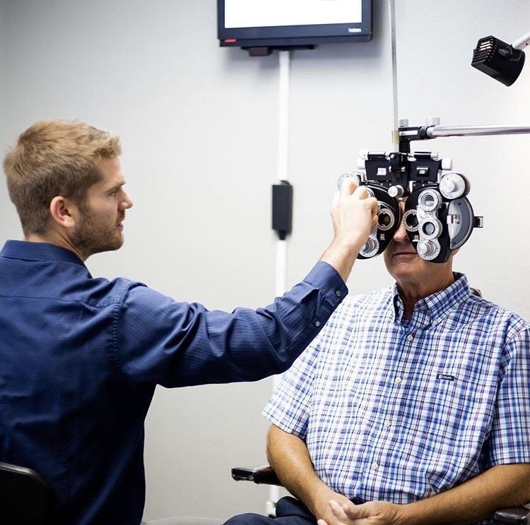 Advanced Family Eye Care: 1310 1st St W, Independence, IA