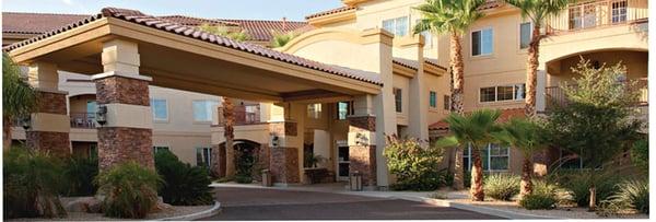 Sun Health Retirement Homes 14719 W Grand Ave