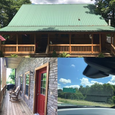 Roscoe Hillside Cabins 46971 County Road 495 Coshocton Oh