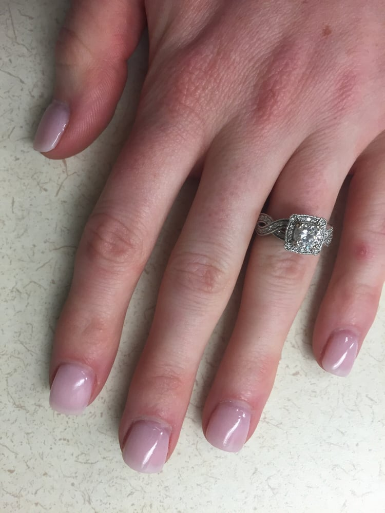 Nexgen manicure in color C19! - Yelp