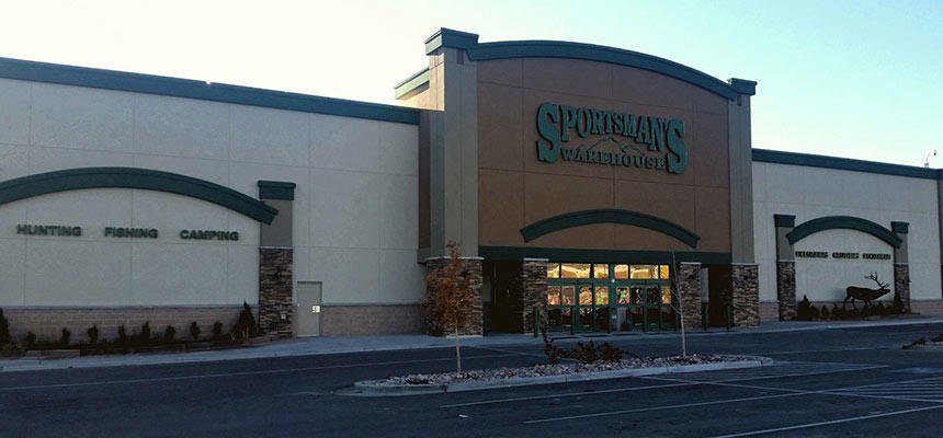 Sportsman's Warehouse: 2015 W Highway 40, Vernal, UT