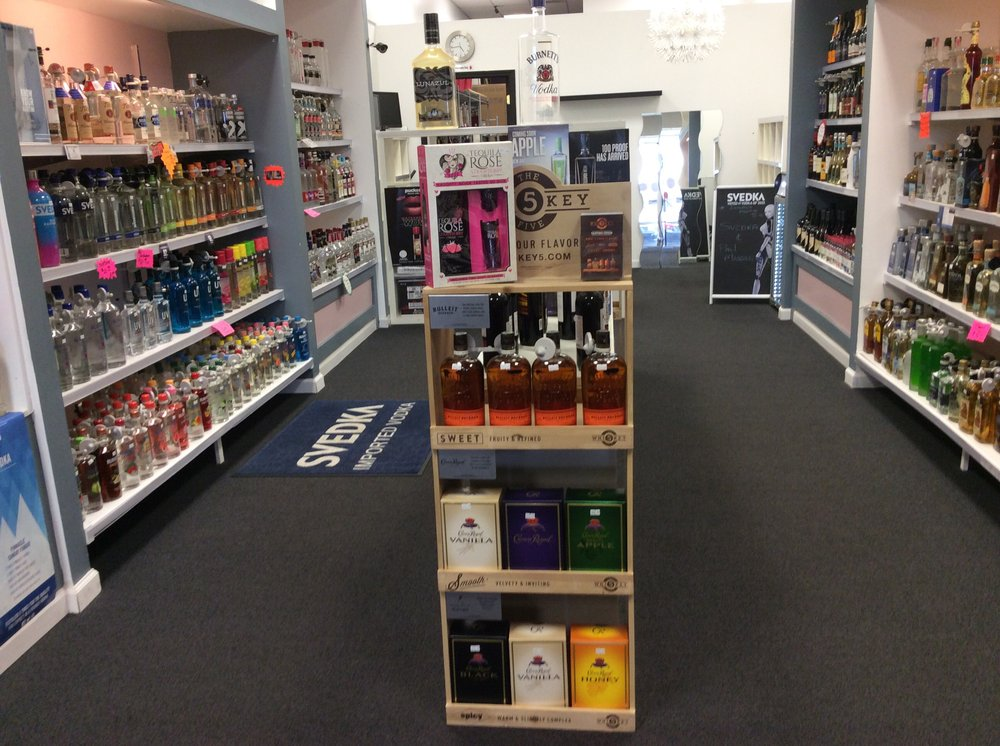 Rico's Liquor Store: 5424 Forest Dr, Columbia, SC
