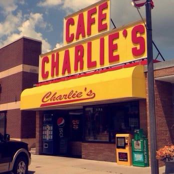 Charlie S Cafe  Main St E Freeport Mn