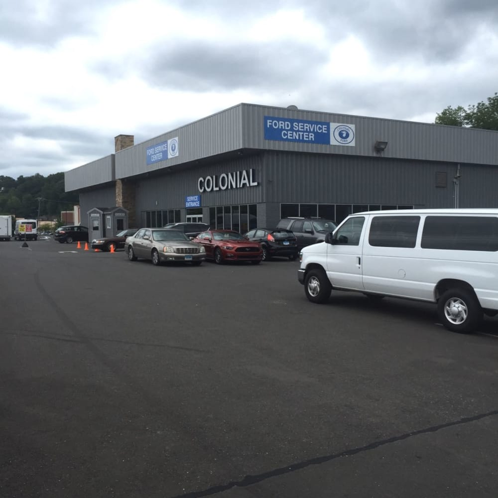 Colonial Ford Danbury Ct >> Colonial Ford 15 Reviews Car Dealers 126 Federal Rd Danbury