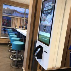 Photo of McDonald\u0027s - Calgary AB Canada. Self kiosk machines & McDonald\u0027s - 12 Photos - Fast Food - 11550 24th Street SE Calgary ...