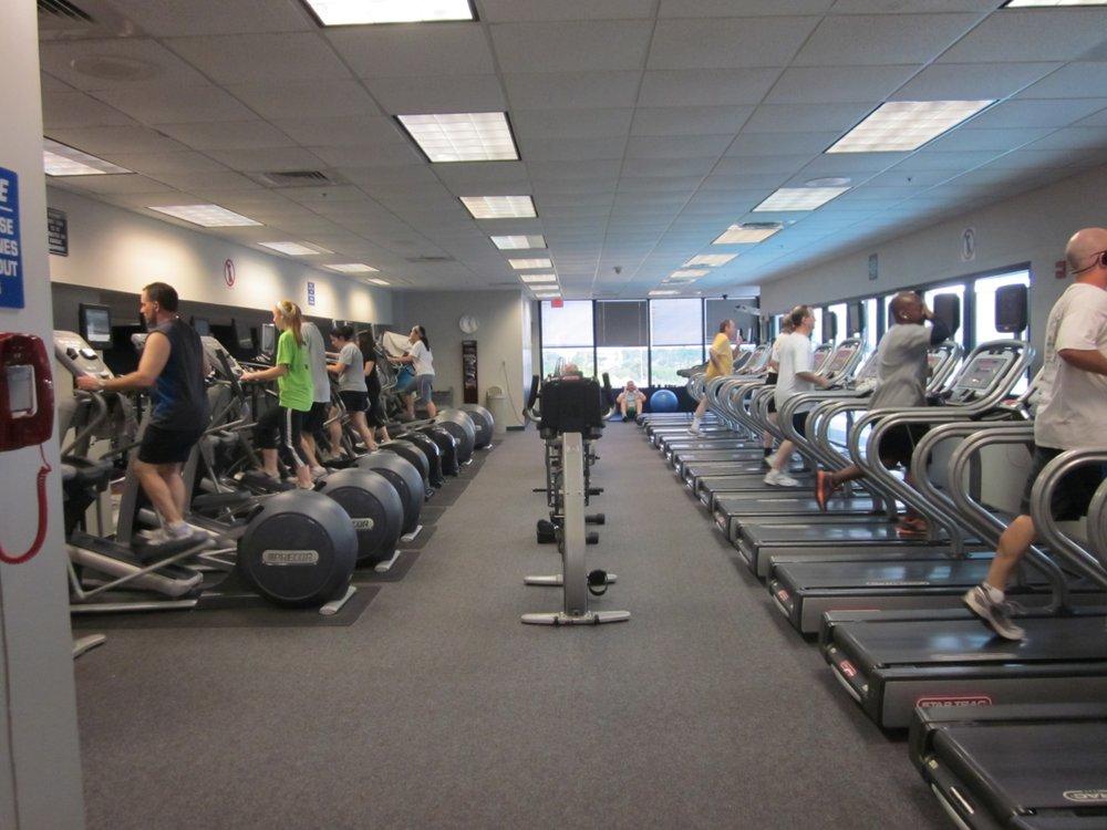 Ochsner Fitness Center - Metairie: 111 Veterans Memorial Blvd, Metairie, LA