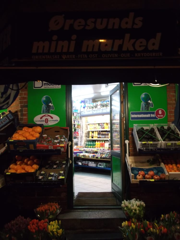Øresunds mini marked