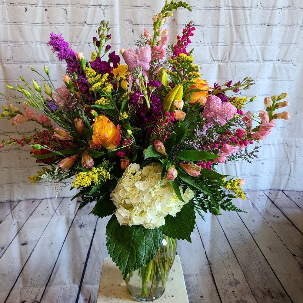 Scarlett's Flowers & Gift Baskets: 4723 James Madison Hwy, Fork Union, VA