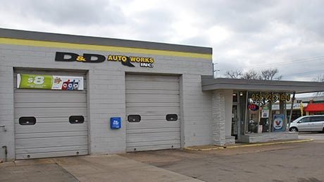 D & D Auto Works
