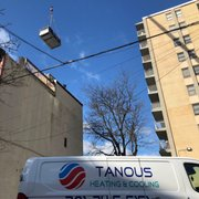 Some Of The Tanous Photo Hvac Hoboken Nj United States Rooftop Installation In