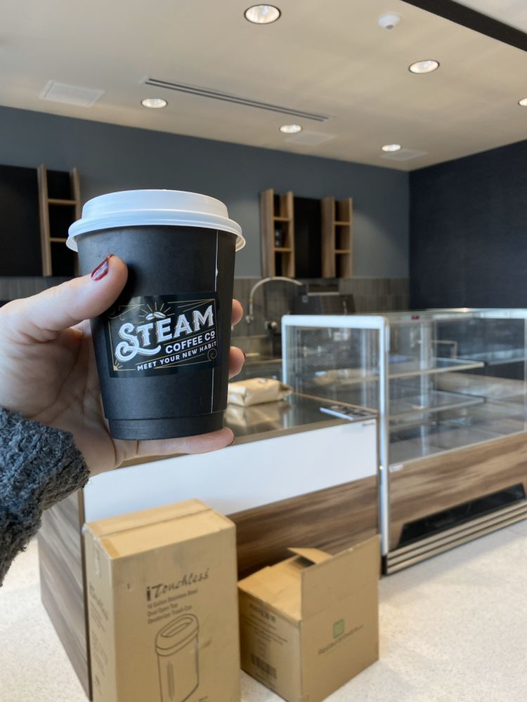 Steam Coffee Co: 2050 York Rd, Oak Brook, IL